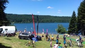 Triathlon : plus de 600 participants au lac du Bouchet