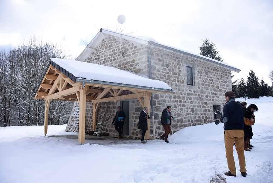 Chenereilles : l'ancienne école du Cluzel transformée en logement pour 6 personnes