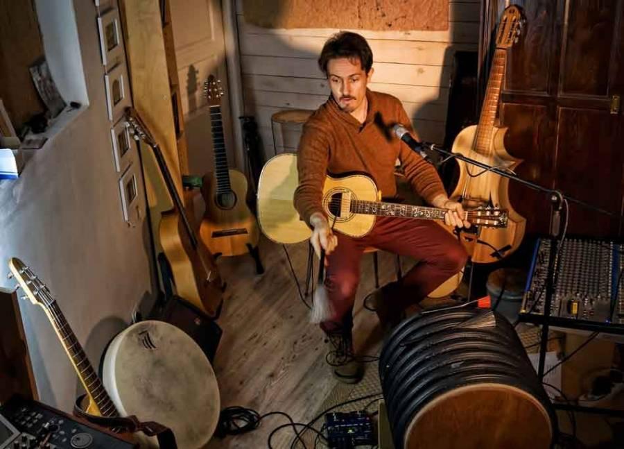Le Chambon-sur-Lignon : Vincenzo Solo en concert dimanche à l'Arbre Vagabond