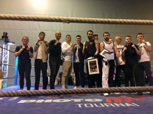 Boxe française : Eric Mazella invité au championnat de Belgique