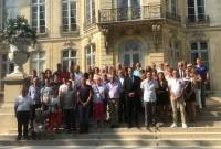 Les sapeurs-pompiers de Velay Semène invités à Paris pour le 14-Juillet