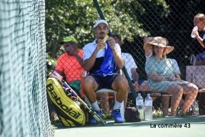 Tennis : une finale Boutillier-Escoffier à Tence dimanche après-midi