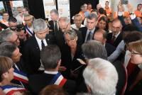 Contournement du Puy : la ministre prise à partie par les élus de la Loire au sujet de l'A45