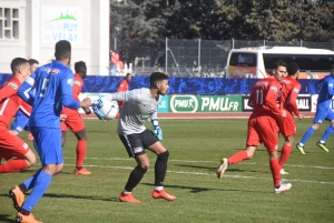 Coupe de France : retour en photos sur la victoire du Puy Foot contre Chamalières
