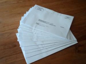 Insolite : elle reçoit les enveloppes électorales de ses voisins dans sa boîte aux lettres