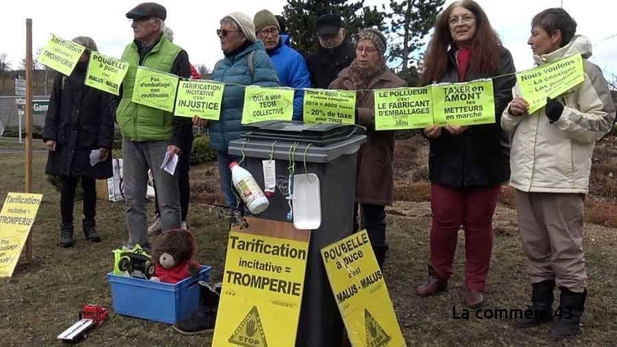 Tence : une réunion publique organisée samedi par le Collectif valorisons nos déchets