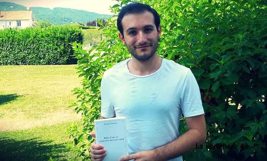 Puy-en-Velay : Romain Chaudier en dédicace à la Fnac le 12 janvier