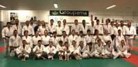 Judo : un premier entraînement de masse au Puy-en-Velay