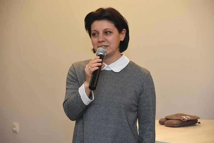 Karine Demore, directrice adjointe de l'Ehpad Vellavi