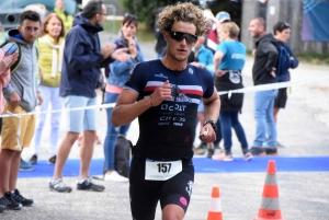 Arthur Forissier récupère son titre de champion de France de cross-triathlon à Devesset