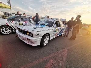 Trois voitures de l'Yssingelais en finale de la Coupe de France des rallyes