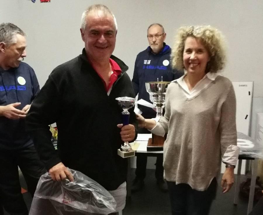 Tennis : quatre finales et quatre victoires d'Yssingelais à Yssingeaux