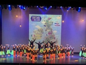 Puy-en-Velay : les écoliers de Saint-Louis dans un spectacle façon Broadway