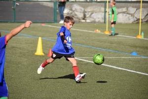Saint-Just-Malmont : la formation avant tout au Haut-Pilat Interfoot