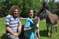 Julien et Karen Pochelon ont connu leur première naissance à Tence il y a quelques jours.