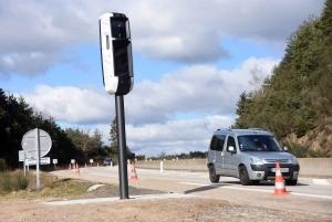 De nouveaux radars tourelles en cours d'installation