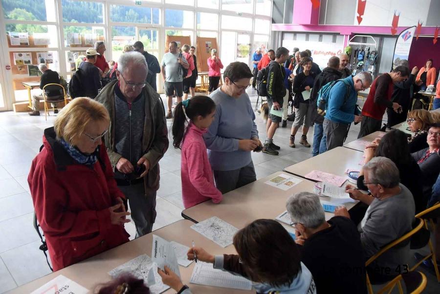 Riotord : 674 randonneurs à pied ou en VTT pour la 34e Saint-Jean