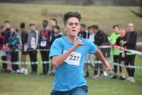 Cross UNSS : les cadets et juniors
