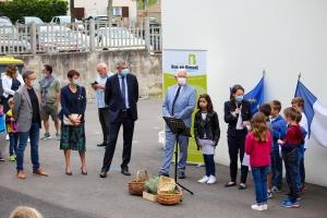 Bas-en-Basset : l'école Louise-Michel a un nom et ça se voit