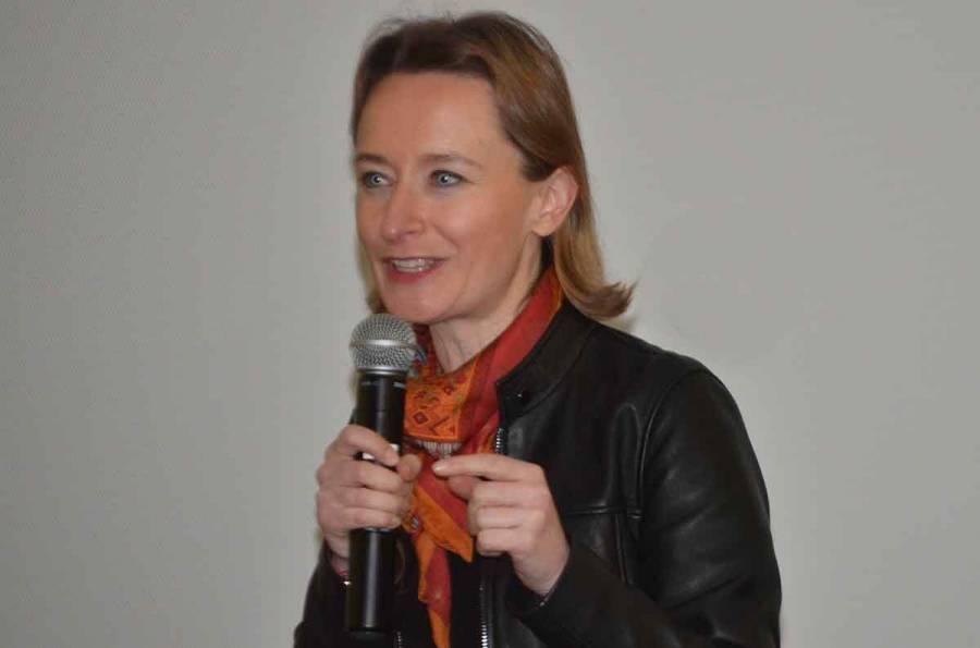 Blandine Proriol, conseillère départementale.