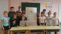 Vorey-sur-Arzon : les élèves de l'école Sainte-Thérése fêtent la création avec du land art