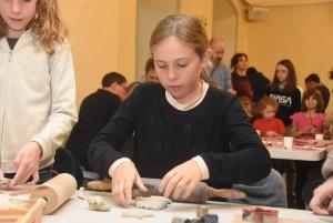 Monistrol-sur-Loire : les arts manuels font un carton au château