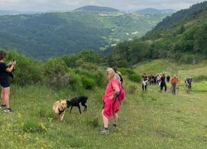 La randonnée des Auvergnats du cœur enrichit la cagnotte solidaire