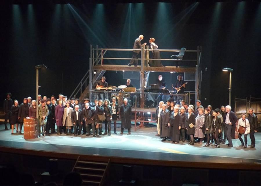 Mosaïque fait revivre le spectacle musical « Starmania » samedi