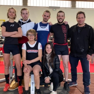 Force athlétique : trois champions régionaux à l'Athlétic-Club du Puy