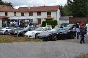 """Beaux : trente Porsche de passage à """"Malataverne"""""""