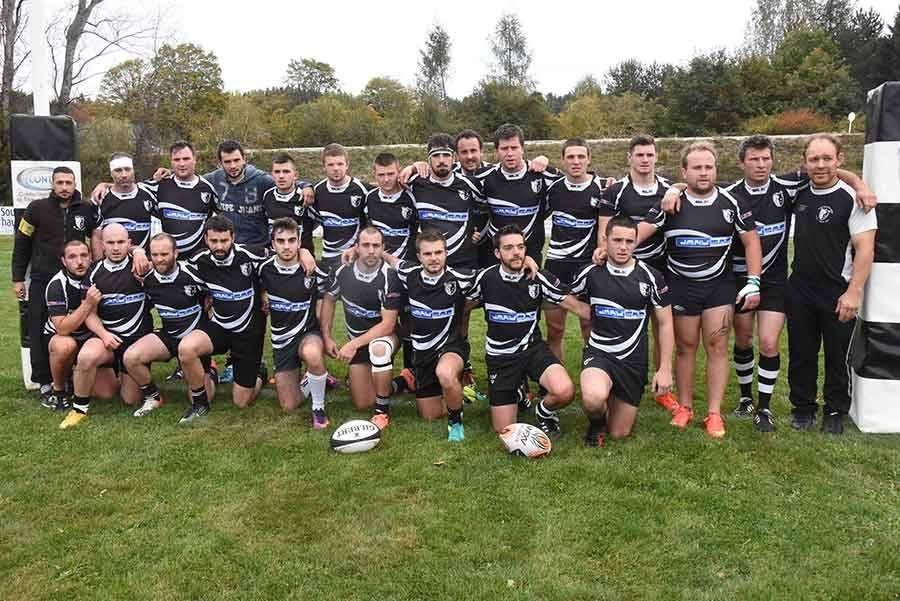 Rugby : repêchés, les Hauts Plateaux accèdent à la 1re série