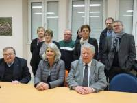 Costaros : une députée européenne en visite sur le thème de la ruralité