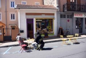 Retournac : une boutique qui promeut l'artisanat et les produits locaux agro-écologiques