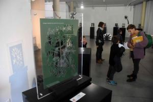Retournac : les illustrations d'Antoine Guilloppé inspirent toutes les générations