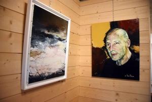 Saint-Bonnet-le-Froid : Eddy Val Olmen ouvre sa Maison d'art le samedi après-midi