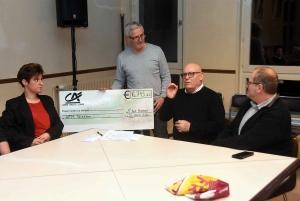 Saint-Just-Malmont : plus de 6 700 euros remis au Téléthon