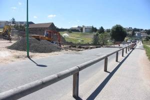 Les chantiers s'enchaînent à Yssingeaux