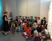 Lieu de mémoire : 200 écoliers de la région se retrouvent sur le Plateau