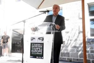 Chambon-sur-Lignon : le sauvetage des juifs mis en relief avec l'Histoire en Europe