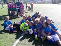 Les Villettes : un nouveau trophée pour les footballeuses