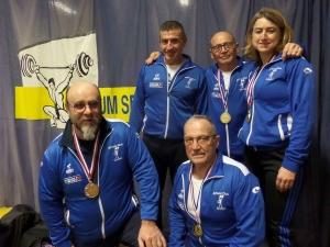 Force athlétique : l'AC Coubon qualifié pour les championnats de France