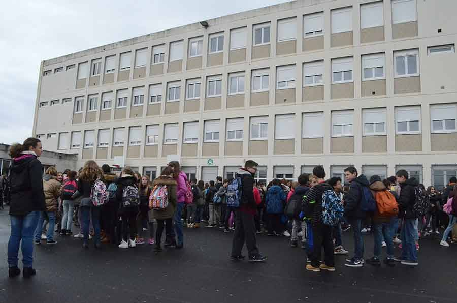 Collège Jean Monnet : le programme de la rentrée des classes