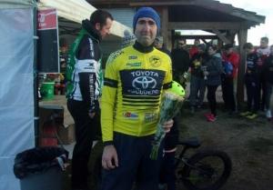 Cyclisme : premier bouquet pour Jérôme Vacher en cyclo-cross