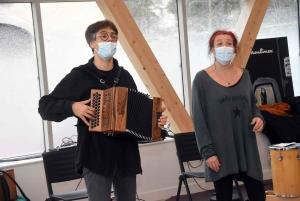 Yssingeaux : les écoliers revisitent la musique traditionnelle