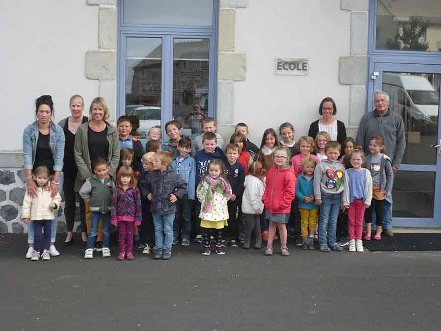 Fay-sur-Lignon : des effectifs en hausse à l'école du village