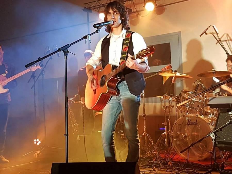Let's Goldman le 5 mai à Saint-Vincent : l'interview décalée de son chanteur