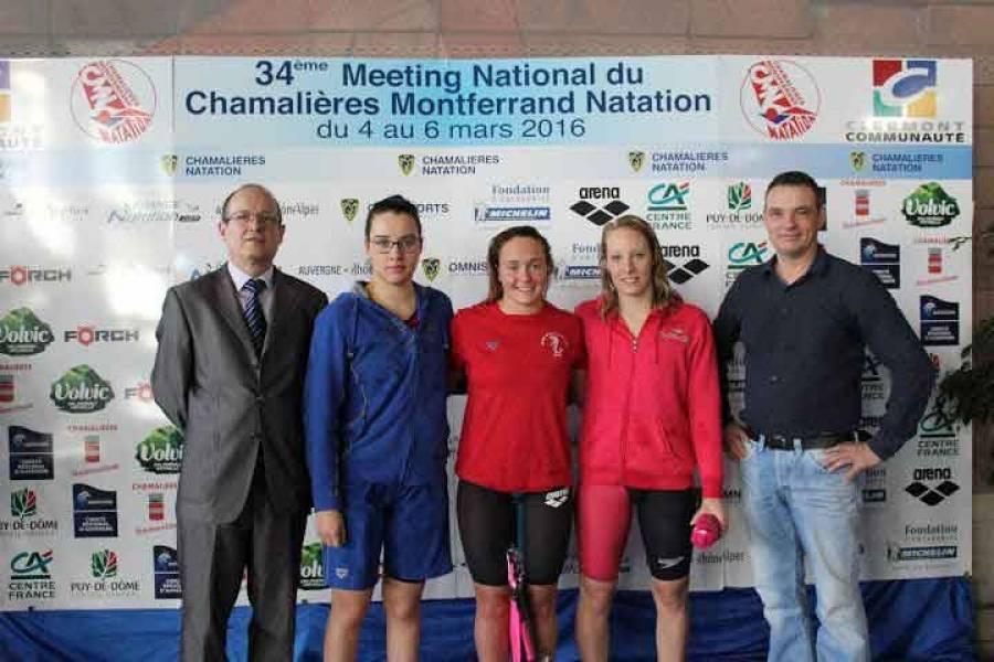 Manon Gimbert participera aux N2 Hiver les 18, 19 et 20 mars.
