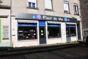 Saint-Didier-en-Velay : Fleur de vie, une nouvelle boutique autour du mieux-être