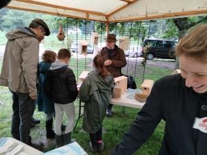 Le Chambon-sur-Lignon : la fête des familles et du Lignon dans une ambiance d'automne