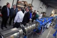 Tence : RG43 a transformé l'entreprise de recyclage des plastiques